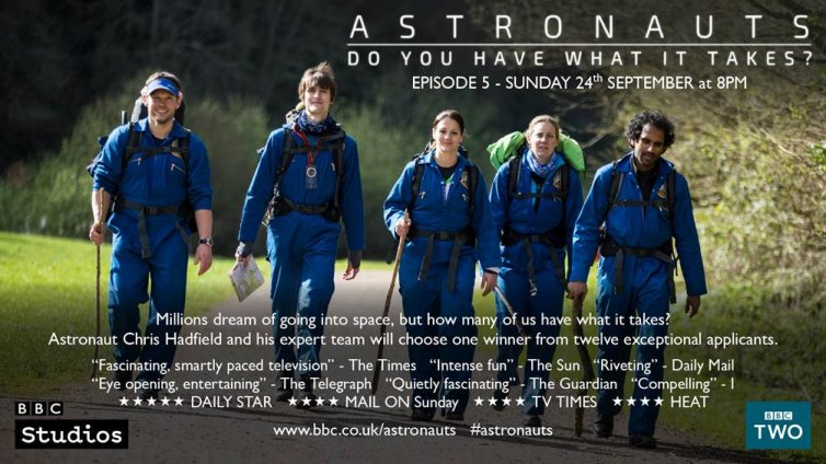 Astronauts – Do You Have What It Takes?