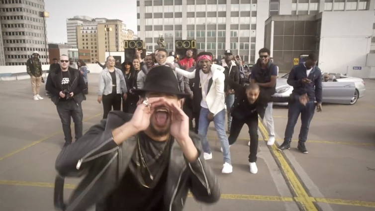 Chip ft. Kano and Wretch 32 – Feeling Myself