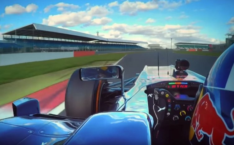 Speed with Guy Martin: F1 Special with David Coulthard
