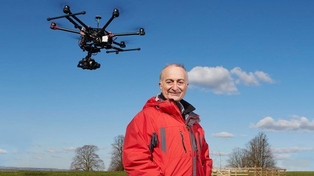 Hidden Britain by Drone, with Tony Robinson